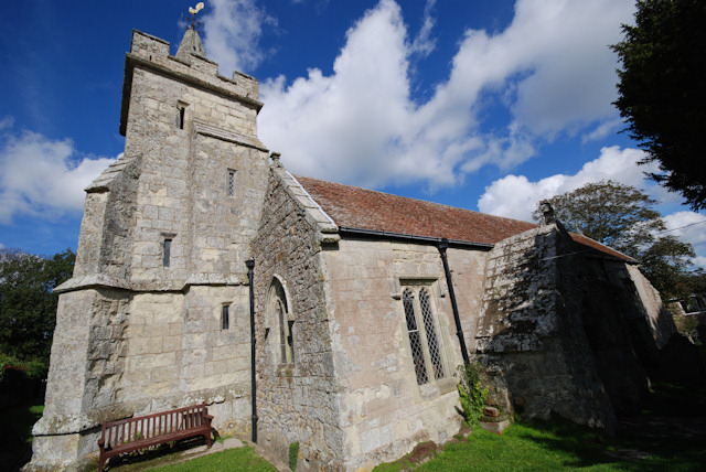 Niton Church