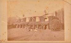 Sandrock Hotel c 1870